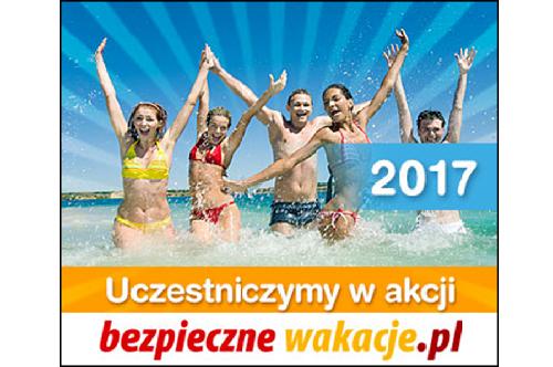 BezpieczneWakacje.pl: Akcja
